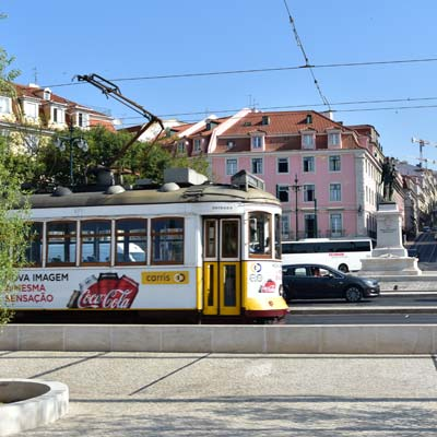 Cais do Sodre tram