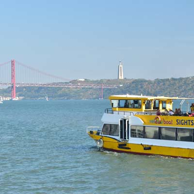 The Yellow Boat tour in Belem
