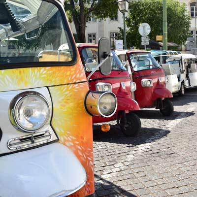 Lisbon Taxi Guide