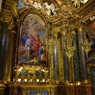 Capela de São João Baptista Igreja de São Roque