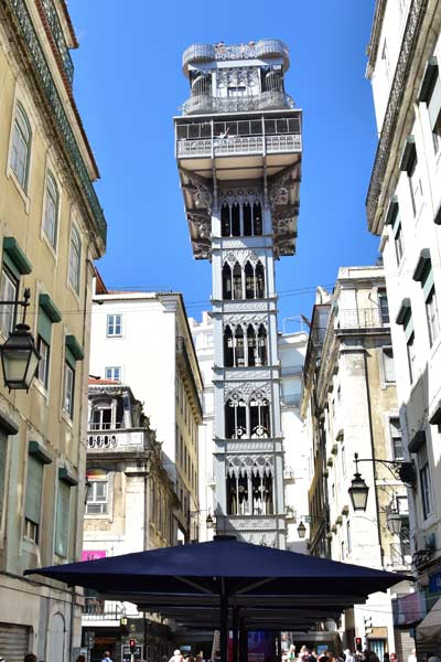 Elevador de Santa Justa, Lisbon on alto do pina lisbon, portugal lisbon, santos-o-velho lisbon, prazeres lisbon, campo grande lisbon, castelo lisbon, alvalade lisbon,