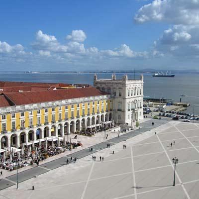 Praça do Comércio lisbonne