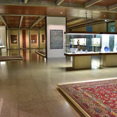 The Museu Calouste Gulbenkian