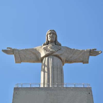 Statue de Cristo Rei