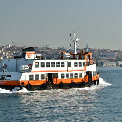 Tejo Estuary ferry