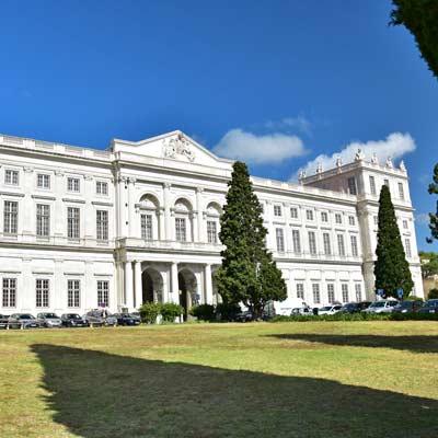Palacio da Ajuda lisbonne