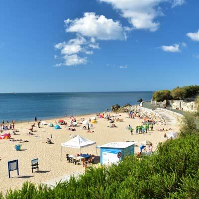 Playas De Lisboa Y La Mejor Playa