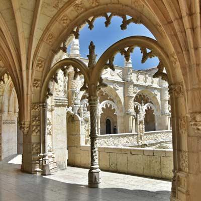 Style manuélin Mosteiro dos Jerónimos