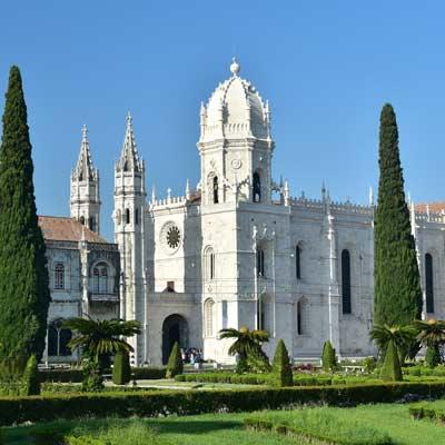 cloître Mosteiro dos Jerónimos