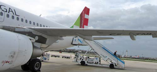 TAP Air is the national carrier of Portugal