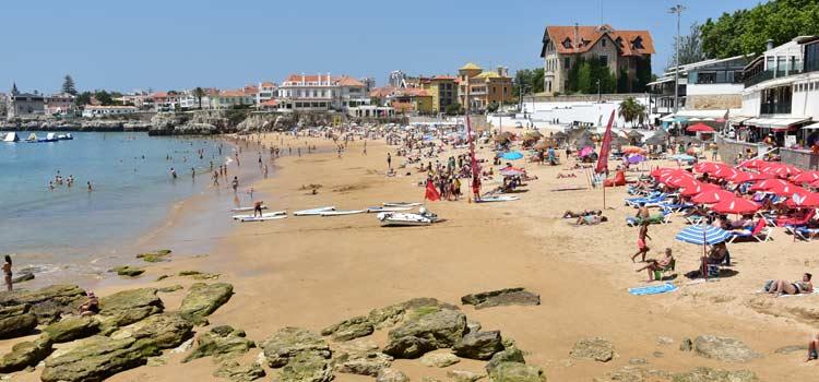 Praia Conceicao Beach Cascais Estoril