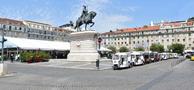 Praca Da Figueira Lisbon Guide