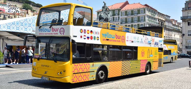 Yellow Bus Official Sightseeing Tours