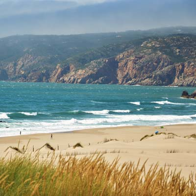 Praia do Guincho beach