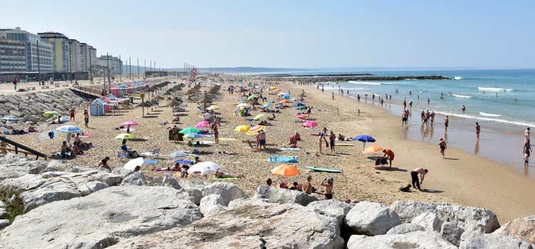 Costa Da Caparica Summer