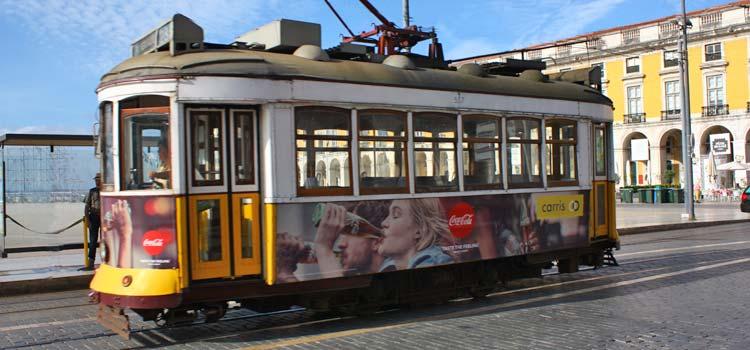 Tramway de Lisbonne 28