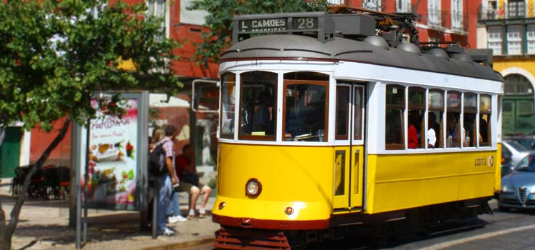 Lisbon tram 28 guide for How much does a hillside tram cost