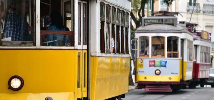 Lisbon Tram Guide on