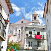 alfama district lisbon