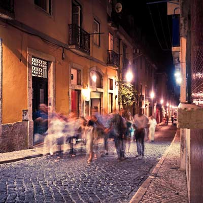 lisbon nightlife
